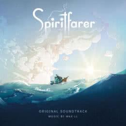Обложка к диску с музыкой из игры «Spiritfarer»