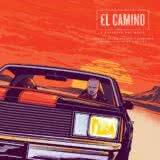 Маленькая обложка к диску с музыкой из фильма «El Camino: Во все тяжкие»