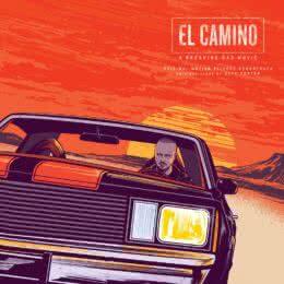 Обложка к диску с музыкой из фильма «El Camino: Во все тяжкие»