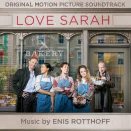 Обложка к диску с музыкой из фильма «С любовью, Сара»