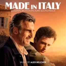 Обложка к диску с музыкой из фильма «Сделано в Италии»