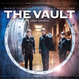 Обложка к диску с музыкой из фильма «Гениальное ограбление»