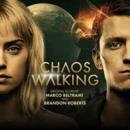 Обложка к диску с музыкой из фильма «Поступь хаоса»