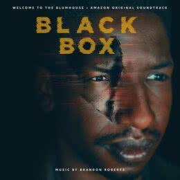 Обложка к диску с музыкой из фильма «Чёрный ящик»