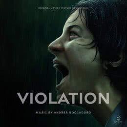 Обложка к диску с музыкой из фильма «Надругательство»