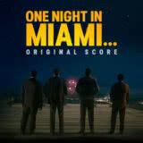 Маленькая обложка диска c музыкой из фильма «Одна ночь в Майами»