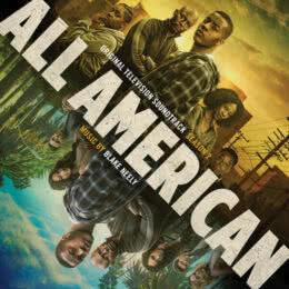 Обложка к диску с музыкой из сериала «Всеамериканский (2 сезон)»
