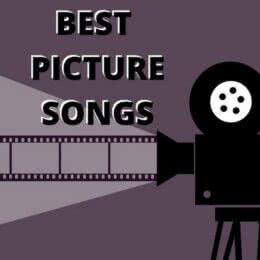 Обложка к диску с музыкой из сборника «Best Picture Songs»