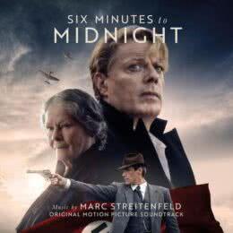 Обложка к диску с музыкой из фильма «Шесть минут до полуночи»