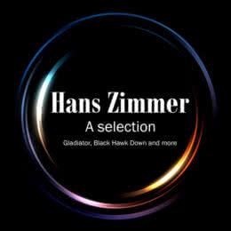 Обложка к диску с музыкой из сборника «Hans Zimmer: A Selection»