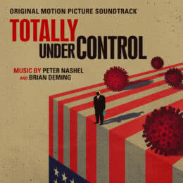 Обложка к диску с музыкой из фильма «Под полным контролем»