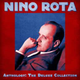 Обложка к диску с музыкой из сборника «Nino Rota: Anthology The Deluxe Collection»