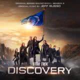 Маленькая обложка диска c музыкой из сериала «Звёздный путь: Дискавери (3 сезон)»