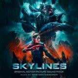 Маленькая обложка диска c музыкой из фильма «Скайлайн 3»