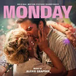Обложка к диску с музыкой из фильма «Понедельник»