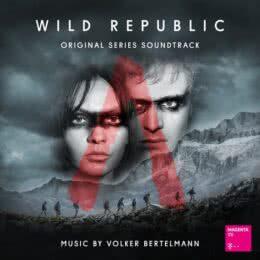Обложка к диску с музыкой из сериала «Дикая республика (1 сезон)»