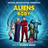 Маленькая обложка диска c музыкой из фильма «Инопланетяне украли мое тело»