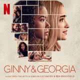 Маленькая обложка к диску с музыкой из сериала «Джинни и Джорджия (1 сезон)»
