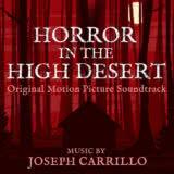 Маленькая обложка к диску с музыкой из фильма «Ужас в Хай-Дезерт»