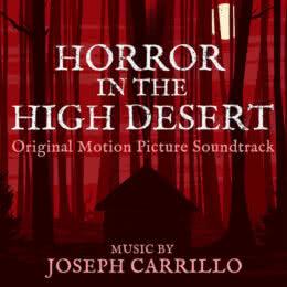 Обложка к диску с музыкой из фильма «Ужас в Хай-Дезерт»