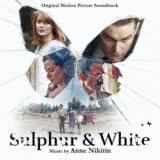 Маленькая обложка к диску с музыкой из фильма «Серое и белое»