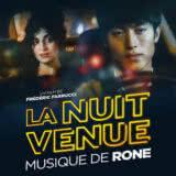 Маленькая обложка к диску с музыкой из фильма «Ночью»