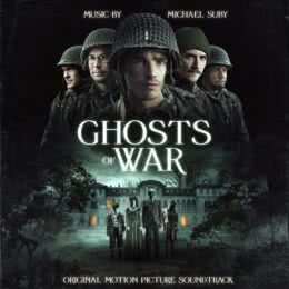 Обложка к диску с музыкой из фильма «Призраки войны»
