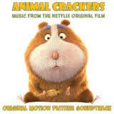 Маленькая обложка диска c музыкой из мультфильма «Зверокрекеры»