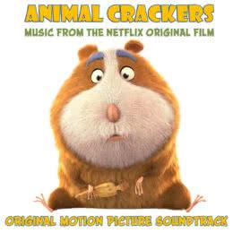 Обложка к диску с музыкой из мультфильма «Зверокрекеры»