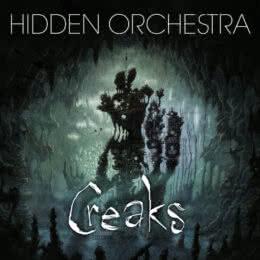 Обложка к диску с музыкой из игры «Creaks»