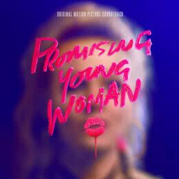 Обложка к диску с музыкой из фильма «Девушка, подающая надежды»
