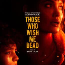 Обложка к диску с музыкой из фильма «Те, кто желает мне смерти»