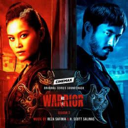 Обложка к диску с музыкой из сериала «Воин (2 сезон)»