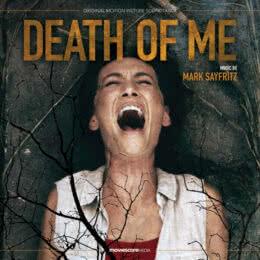 Обложка к диску с музыкой из фильма «С днём смерти»