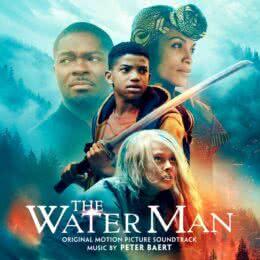 Обложка к диску с музыкой из фильма «Водяной»