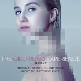Обложка к диску с музыкой из сериала «Девушка по вызову (3 сезон)»