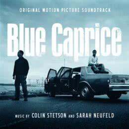 Обложка к диску с музыкой из фильма «Синий каприз»