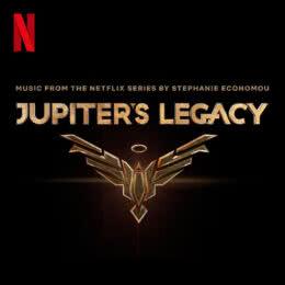 Обложка к диску с музыкой из сериала «Наследие Юпитера (1 сезон)»