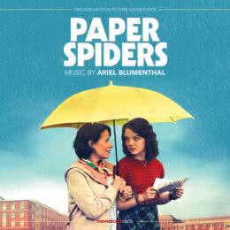 Обложка к диску с музыкой из фильма «Бумажные пауки»