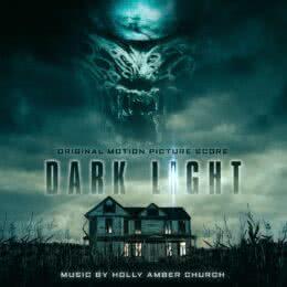Обложка к диску с музыкой из фильма «Тёмный свет»