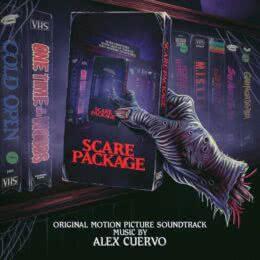 Обложка к диску с музыкой из фильма «Жуткий наборчик»