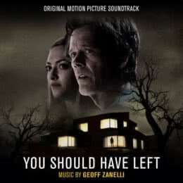 Обложка к диску с музыкой из фильма «Тебе стоило уйти»