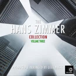 Обложка к диску с музыкой из сборника «The Hans Zimmer - Collection. Volume Three»