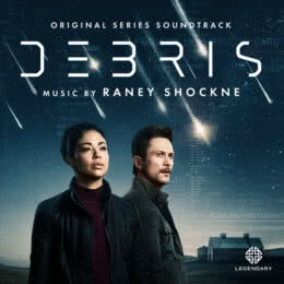 Обложка к диску с музыкой из сериала «Обломки (1 сезон)»