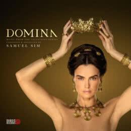 Обложка к диску с музыкой из сериала «Домина (1 сезон)»