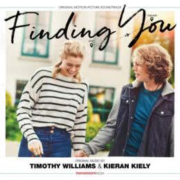 Обложка к диску с музыкой из фильма «В поисках тебя»