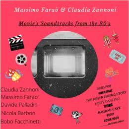 Обложка к диску с музыкой из сборника «Movie's Soundtracks from the 80's»