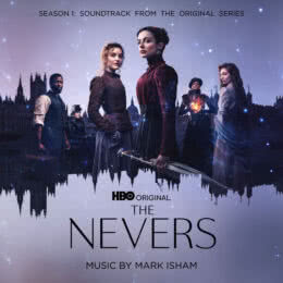 Обложка к диску с музыкой из сериала «Невероятные (1 сезон)»