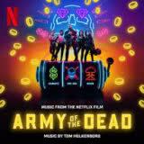 Маленькая обложка к диску с музыкой из фильма «Армия мертвецов»