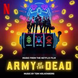 Обложка к диску с музыкой из фильма «Армия мертвецов»